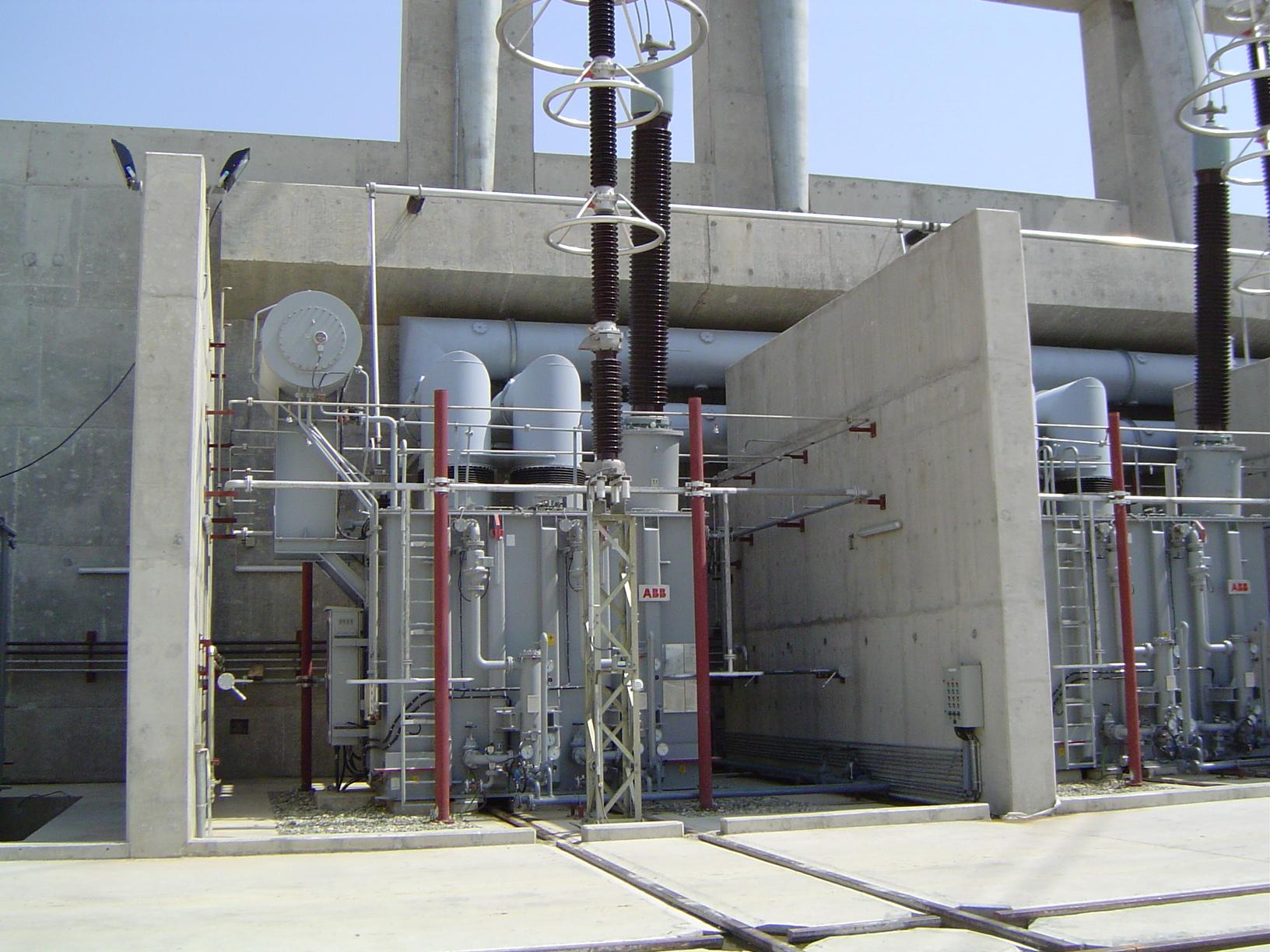 Power Stn Transf 2